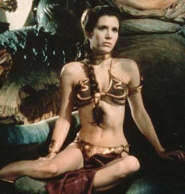 Carrie Fischer (Return of Jedi/Jedi'nin Dönüşü)